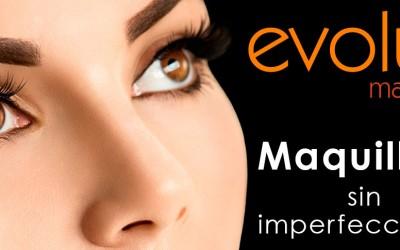 maquillaje sin imperfecciones